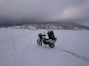 Djebel200 snow touring