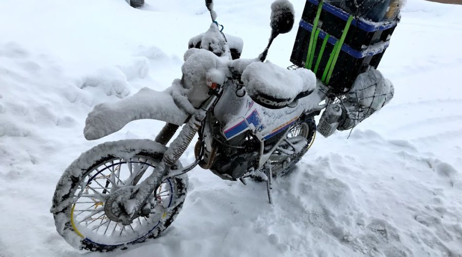 serrow225 snow touring
