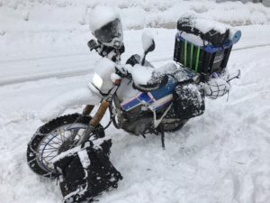 SNOW TOURING SERROW225